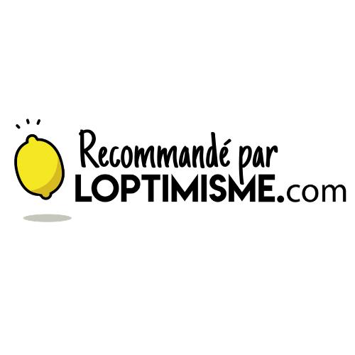 Recommandé par l'optimisme.com